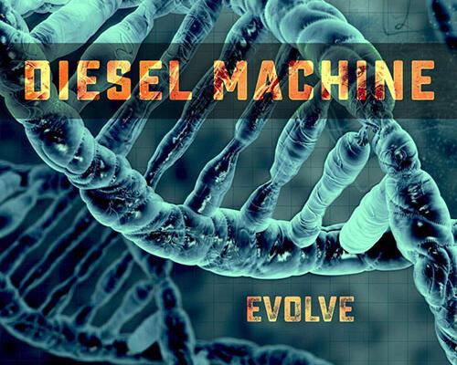 Diesel Machine – Evolve (Metalville)