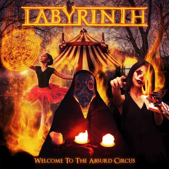 Labyrinth – 'Welcome To The Absurd Circus'