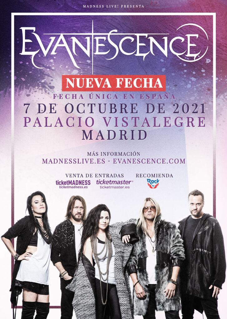 Evanescence-octubre-gira