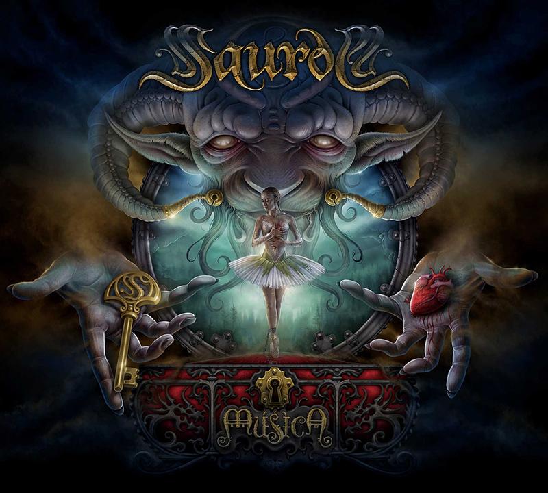 Saurom-Musica-Portada