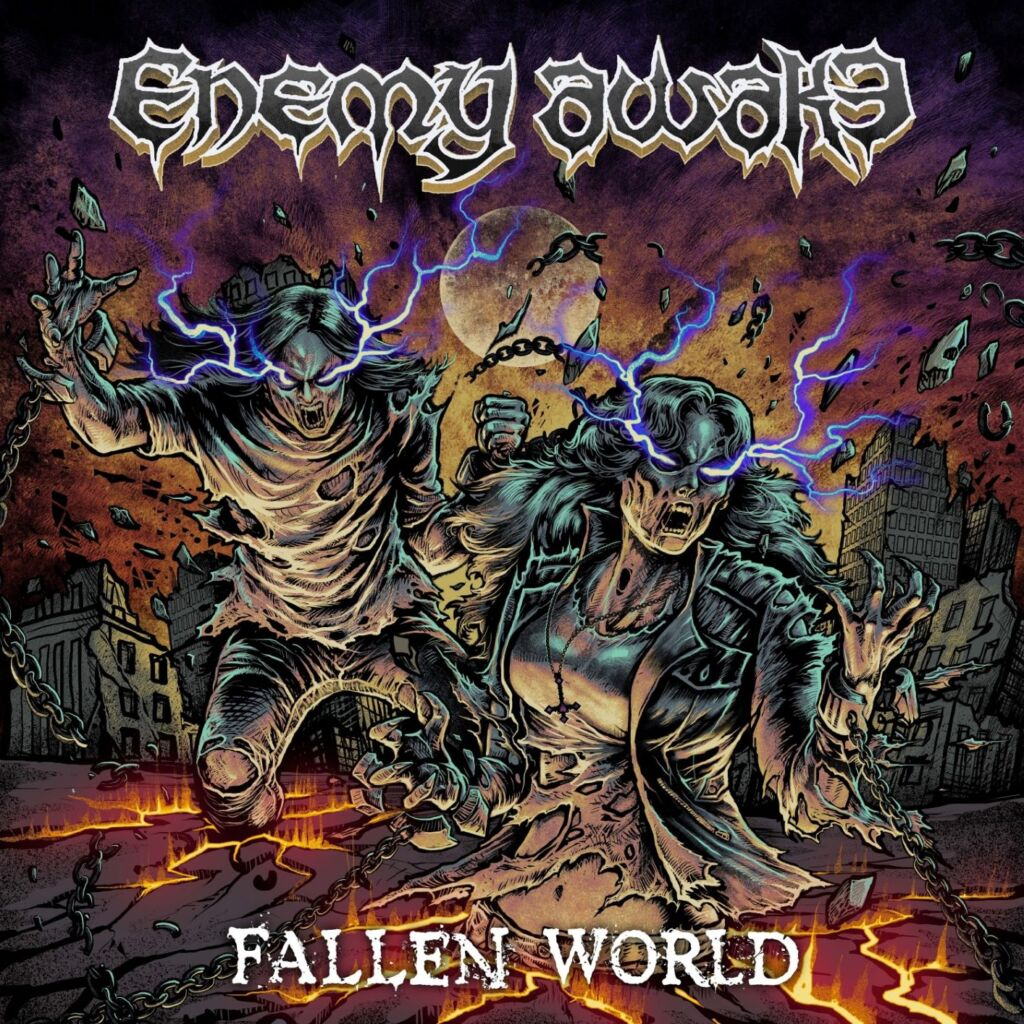 Enemy Awake Fallen World
