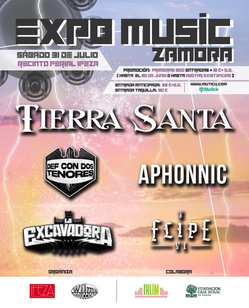 Expo-Music-Zamora-Tierra-Santa