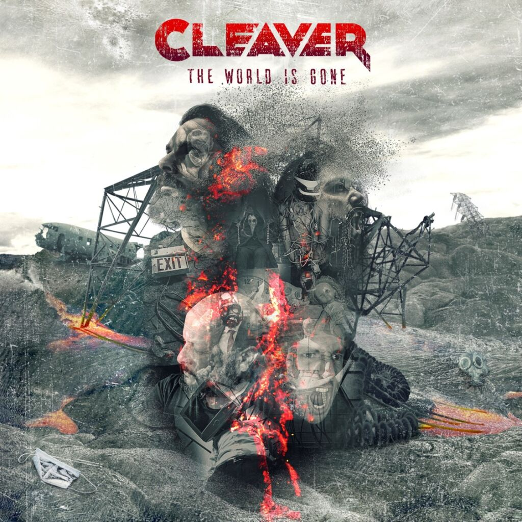 Cleaver-The-World-Is-Gone