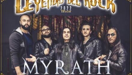 Myrath-Leyendas-Rock